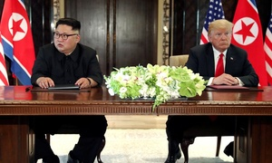 Trump says he expects to meet North Korea's Kim again after Hanoi summit