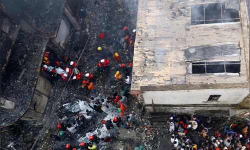Bangladesh building fire kills at least 70, toll could climb