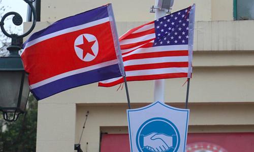 Hanoi gets facelift ahead of Trump-Kim summit
