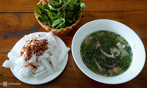 A food specialty that Nghe An has up its sleeve