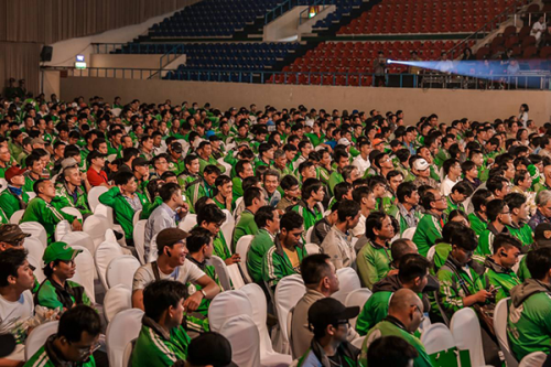 The huge amount of GrabBike driver-partners is the key weapon making GrabFoods success.