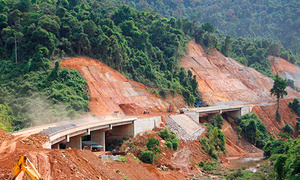 4,000 households to be moved for Vietnam's North-South Expressway