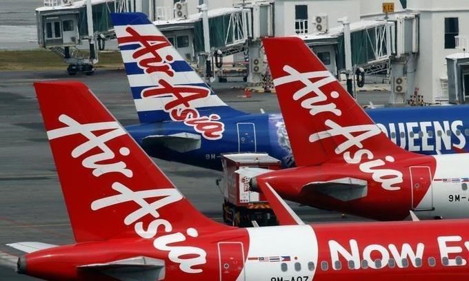 AirAsia unveils plans to begin international flights to Vietnam city