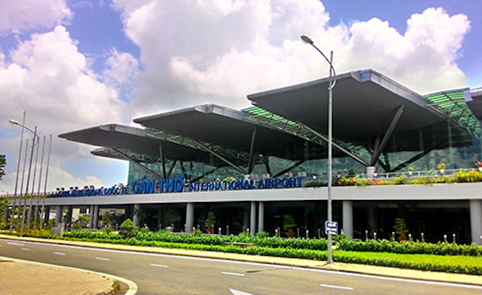 Six new routes set to give underused Can Tho Airport a fillip
