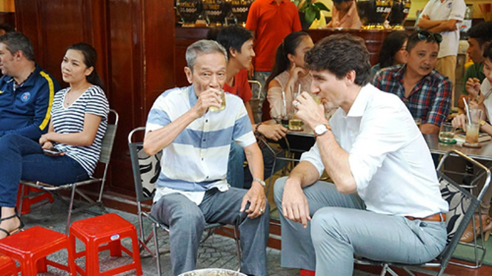 When Vietnamese food boosts world leaders culinary experience (unedited)