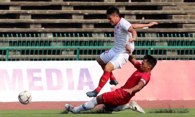 Vietnam miss U22 AFF Championship final after Indonesia defeat