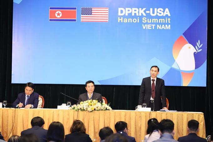 Vietnam geared to handle extra infrastructural demands for Trump-Kim summit