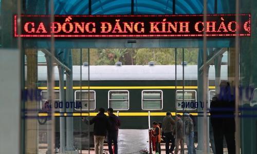 Dong Dang railway station shuts down for upcoming Trump-Kim summit