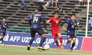 Vietnam third at U22 AFF Championship