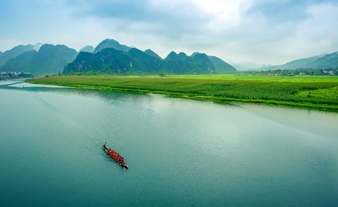 Vietnam's Kingdom of Caves launches river tour