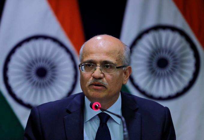 India says carried out air strike on 'terror camps' inside Pakistan