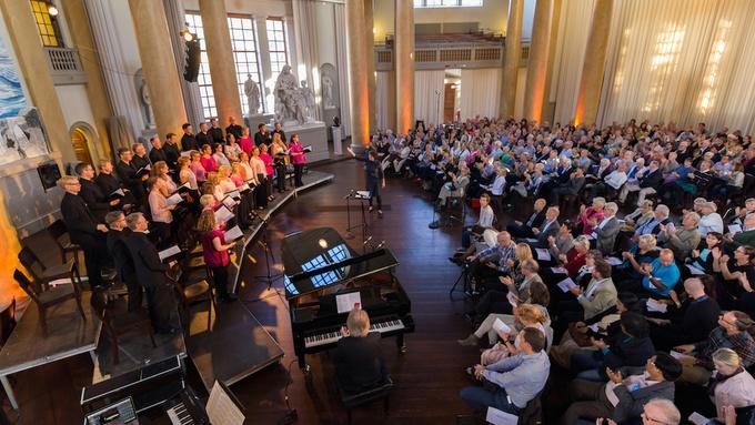 Swedish chamber choir to perform in HCMC