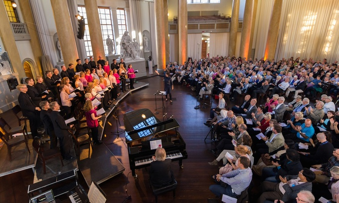 Swedish chamber choir to perform in HCMC