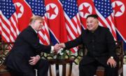 Trump, Kim all smiles at Hanoi reunion