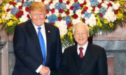 President Trump invites Vietnamese counterpart Trong to visit US