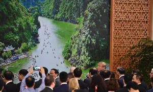 Trump charmed, hopes to visit Trang An Landscape Complex