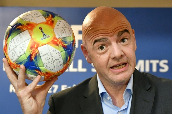 'If Trump, Kim can meet' then FIFA can have 48-team 2022 World Cup