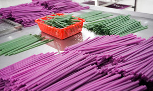 Vietnam dough village hopes to make dough with straws