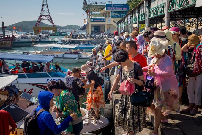 China top feeder market for Vietnamese tourism