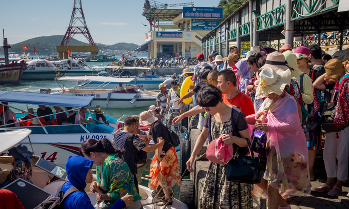 China top feeder market for Vietnamese tourism