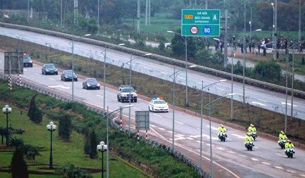 Vietnam to close 170km Hanoi-China highway segment on Saturday
