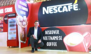 Vietnam is Nestlé's fastest-growing market in Asia