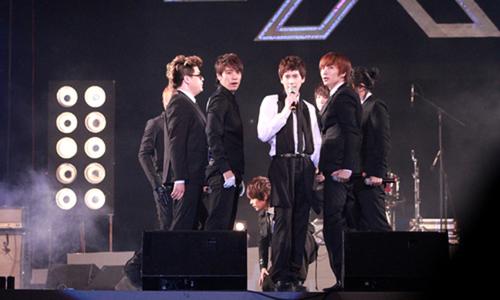 K-pop band Super Junior to perform in Vietnam