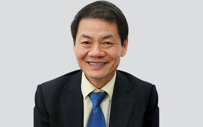 Tran Ba Duong is the chairman of Truong Hai Auto Corporation (Thaco). Photo acquired by VnExpress