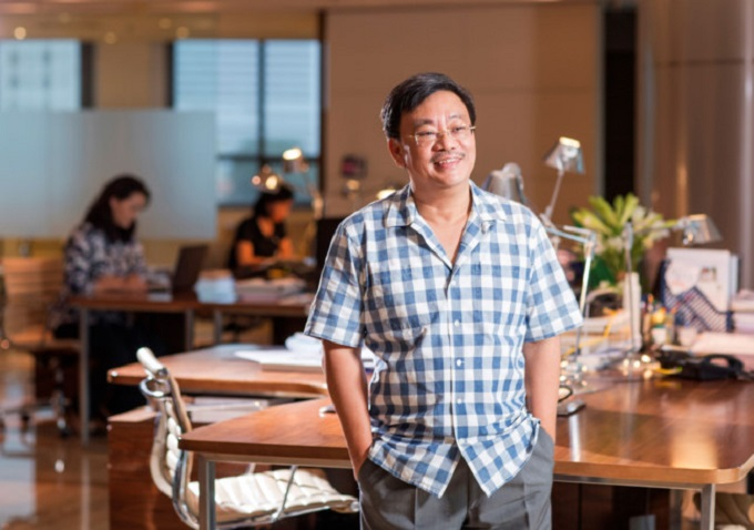 Nguyen Dang Quang is the chairman of Masan Group. Photo courtesy of Forbes Vietnam