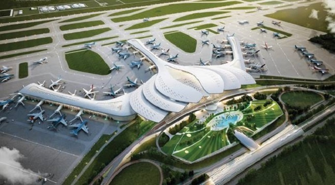 Hire foreign experts to appraise Long Thanh Airport, ministry suggests