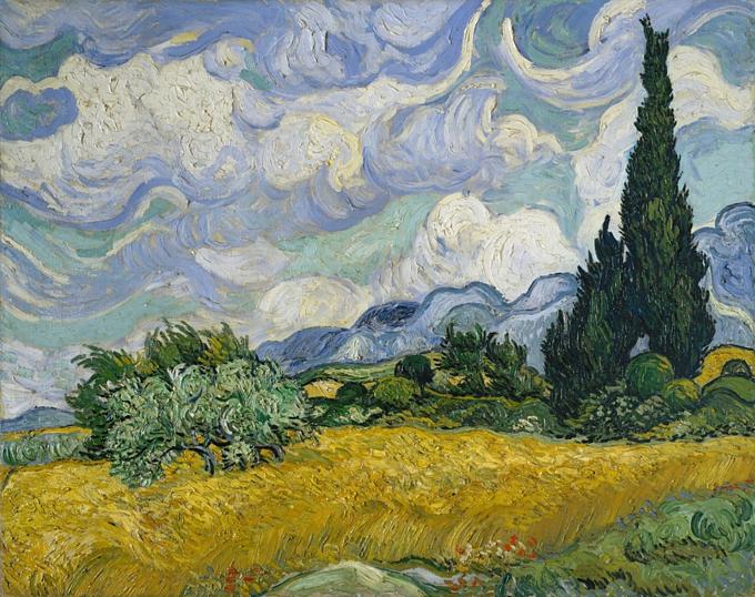 Vincent van Gogh masterpieces make their digital debut in Vietnam