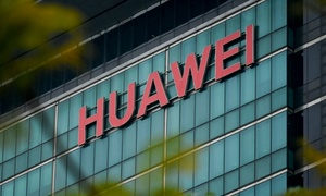 China's Huawei sues US over federal ban on using its products
