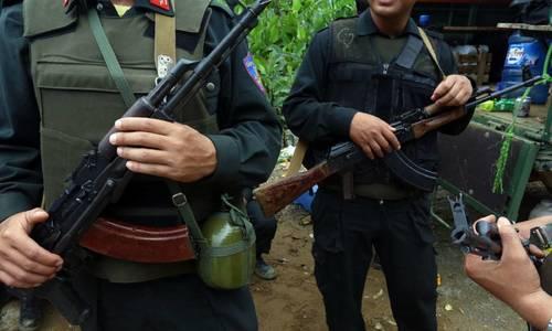 Vietnam's fight against drug cartels on Laos border