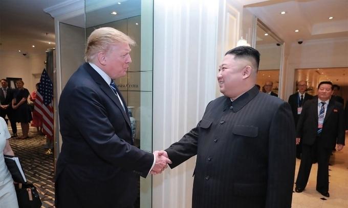 North Korea releases documentary on Trump-Kim summit in Hanoi