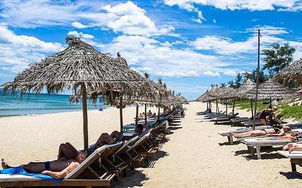 An Bang beach remains a TripAdvisor favorite