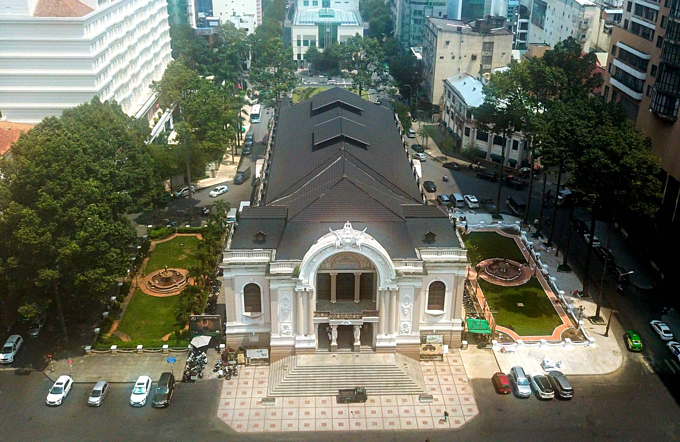 HCMC theaters give up the ghost as modern entertainment takes over