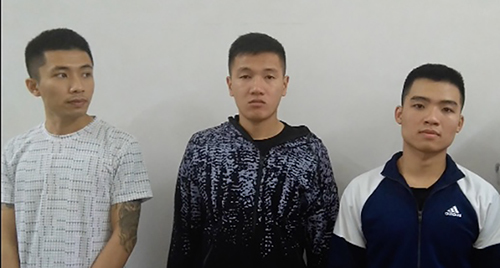 Suspects in shooting death of man in Vietnam arrested