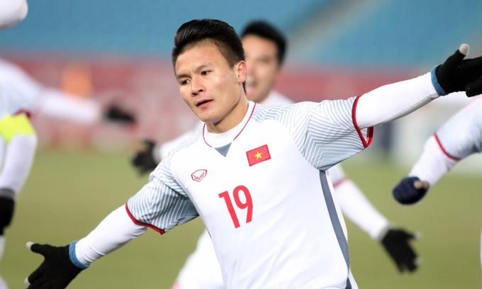 Vietnam U23 men's football team has new captain