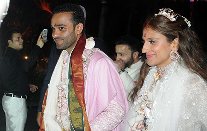 Indian couple hold epic wedding on Phu Quoc Island