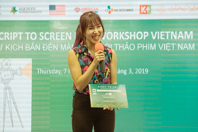 Vietnamese filmmakers pitch scripts to producers at Saigon event, one scores