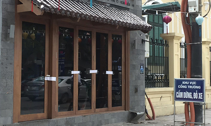 Hanoi investigates death of foreigner at coffee shop