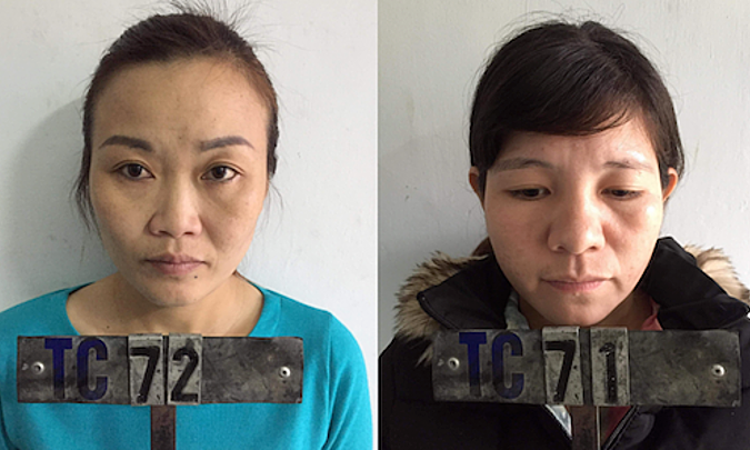 Vietnamese women probed for selling girls to Chinese men