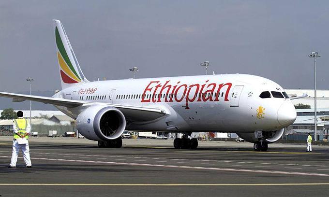 Ethiopian Airlines flight to Nairobi crashes, killing 157