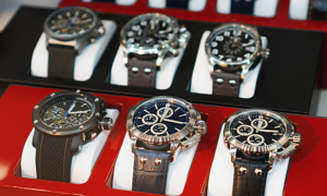 Genuine watches market heats up
