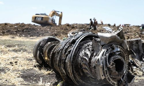 Planes grounded after deadly Ethiopia crash