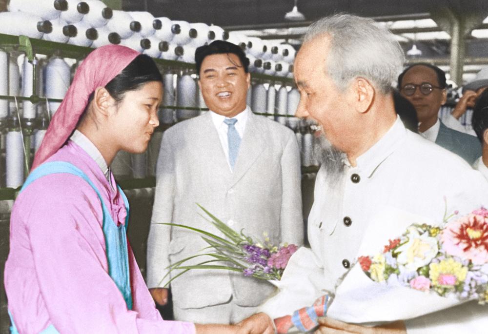 When the foundations of Vietnam-North Korea friendship were laid