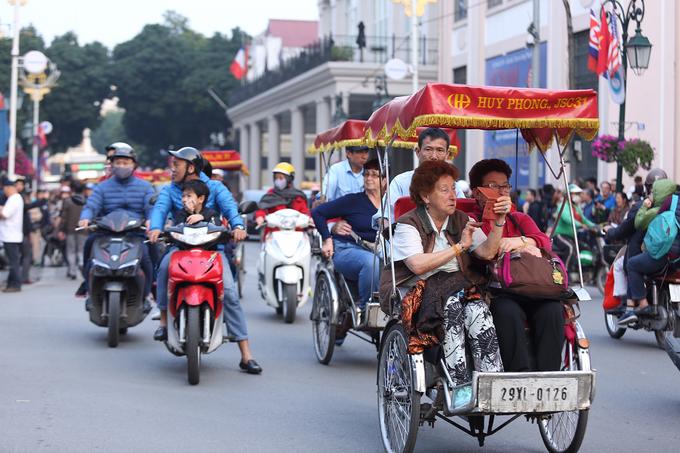 Vietnam a safe destination, but roads a safety risk