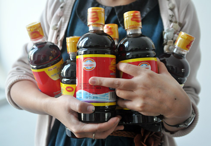 Fish sauce draft standards suspended