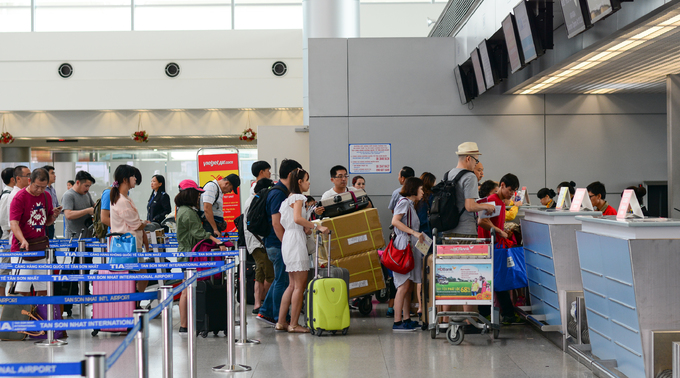Vietnam among world's 10 fastest-growing aviation markets
