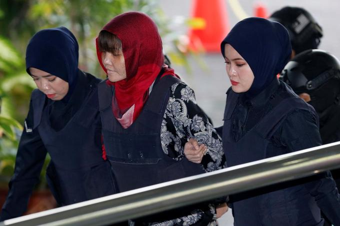 Trial of Vietnamese woman accused of killing Kim Jong-nam to continue